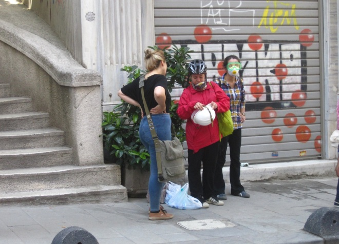 Am Weg zum Taksim (Foto: Magdalena Jöchler)